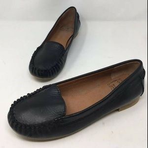 Lucky Brand Womens 8 M Moccasin Flats leather